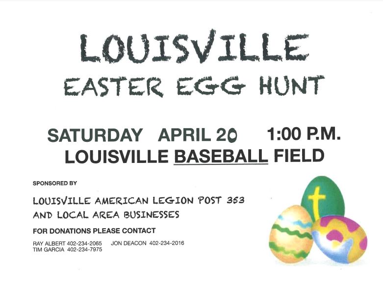 LV egg hunt 2019