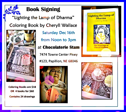2017 12 13 CHERYLL WALLACE BOOKSIGNING 1