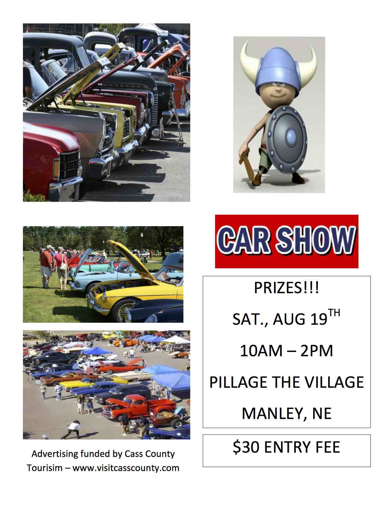 2017 PTV CAR SHOW FLYER