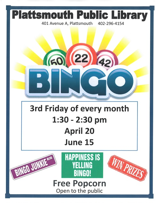 Bingo April June