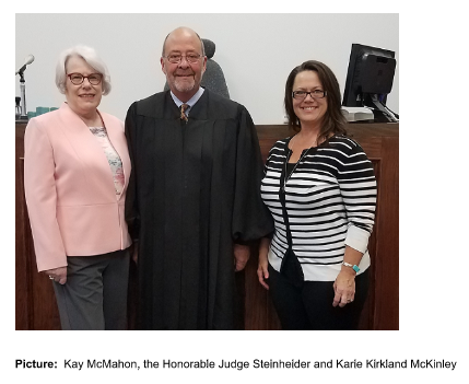 Cass County Court Appointed Adds new volunteers 2