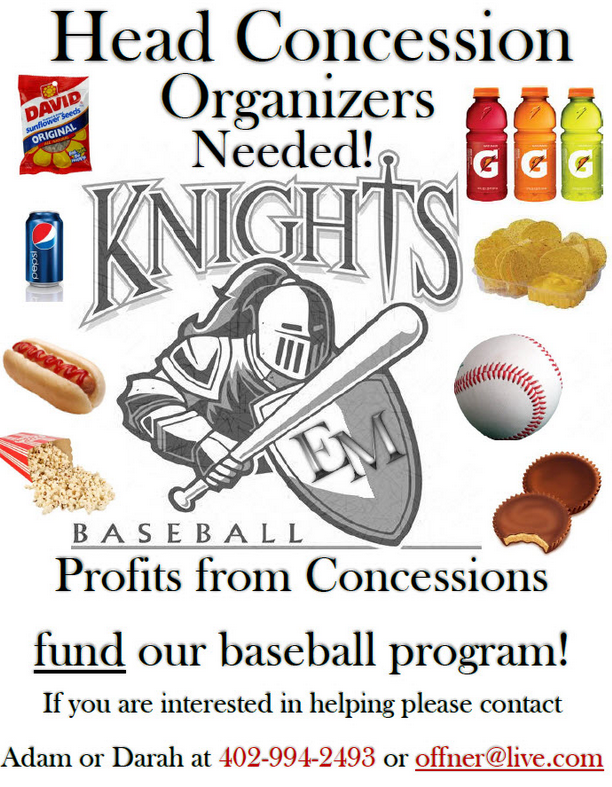 Knights Concessions