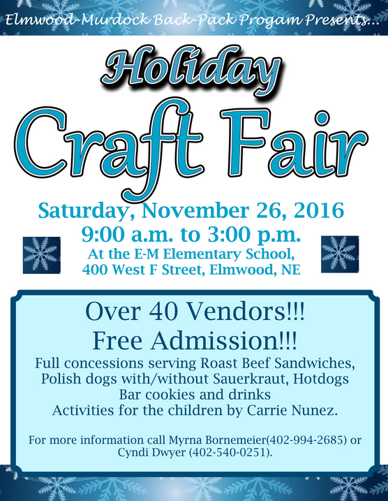 craft fair 1126
