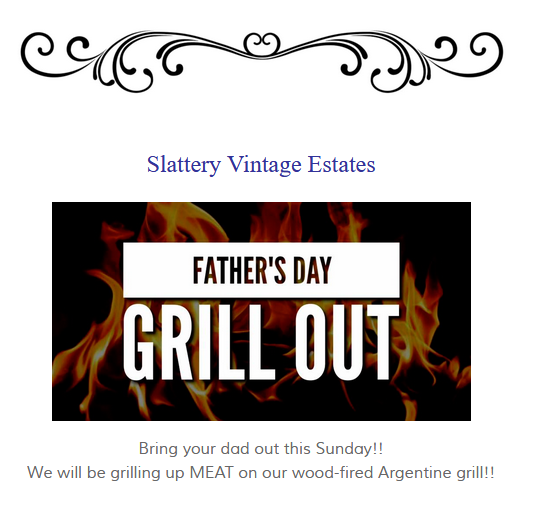 dads grill slattery 0618