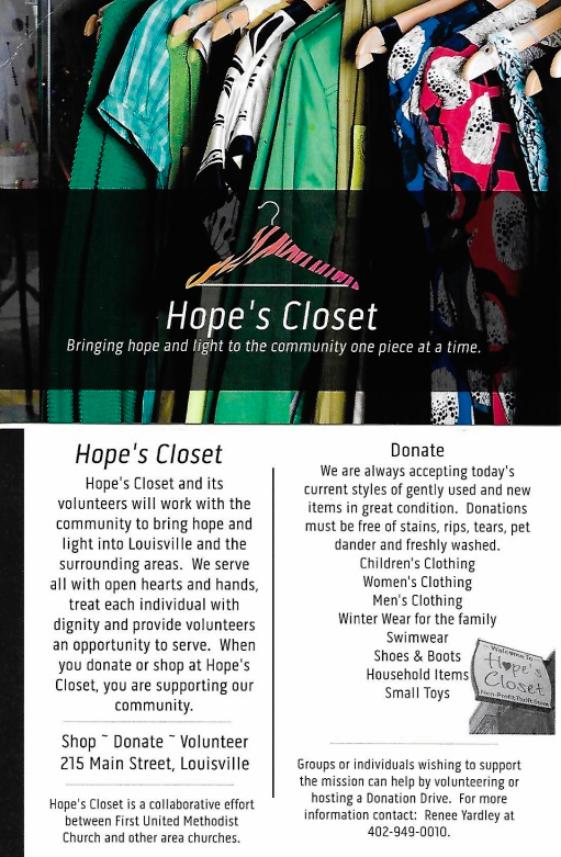 hopes closet louisville