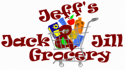 jeffs grocery logo