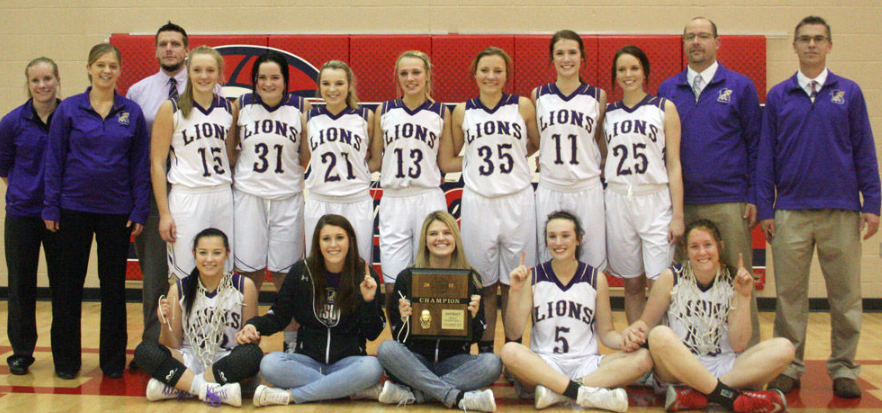 lady lions state