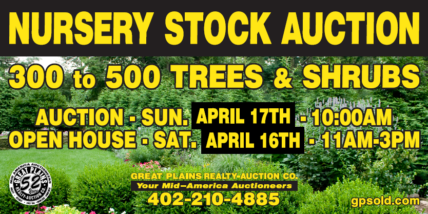 nursery auctions