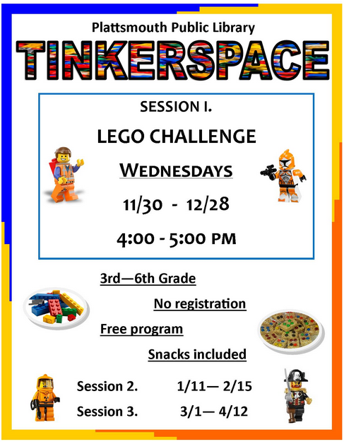 wed legochallenge
